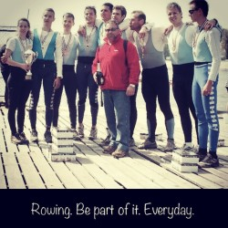 Rowing be part of it